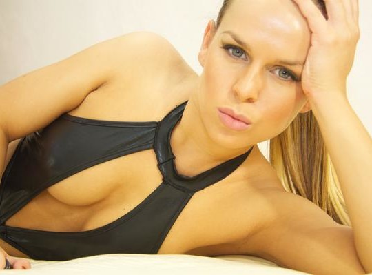 Goddess Anastasia – Webcam Goddess & Blonde Temptress!