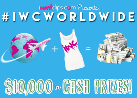IWantClips WorldWide Summer Contest