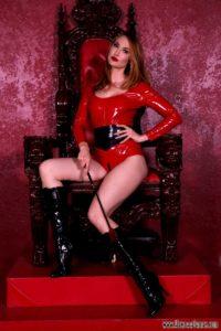 Mistress Kendra James