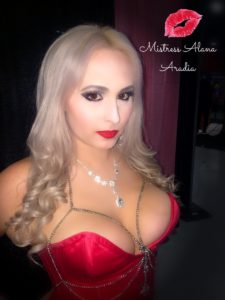Mistress Alana Aradia