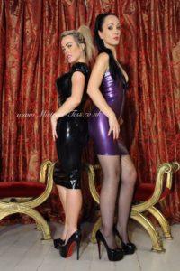 Mistress Tess & Mistress Fetish Liza