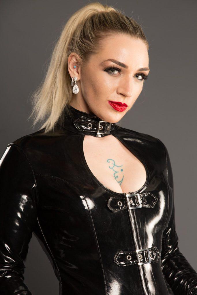 Mistress ruby enraylls