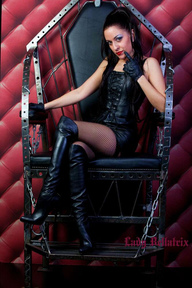 Feature Interview - Lady Bellatrix - Domme Addiction
