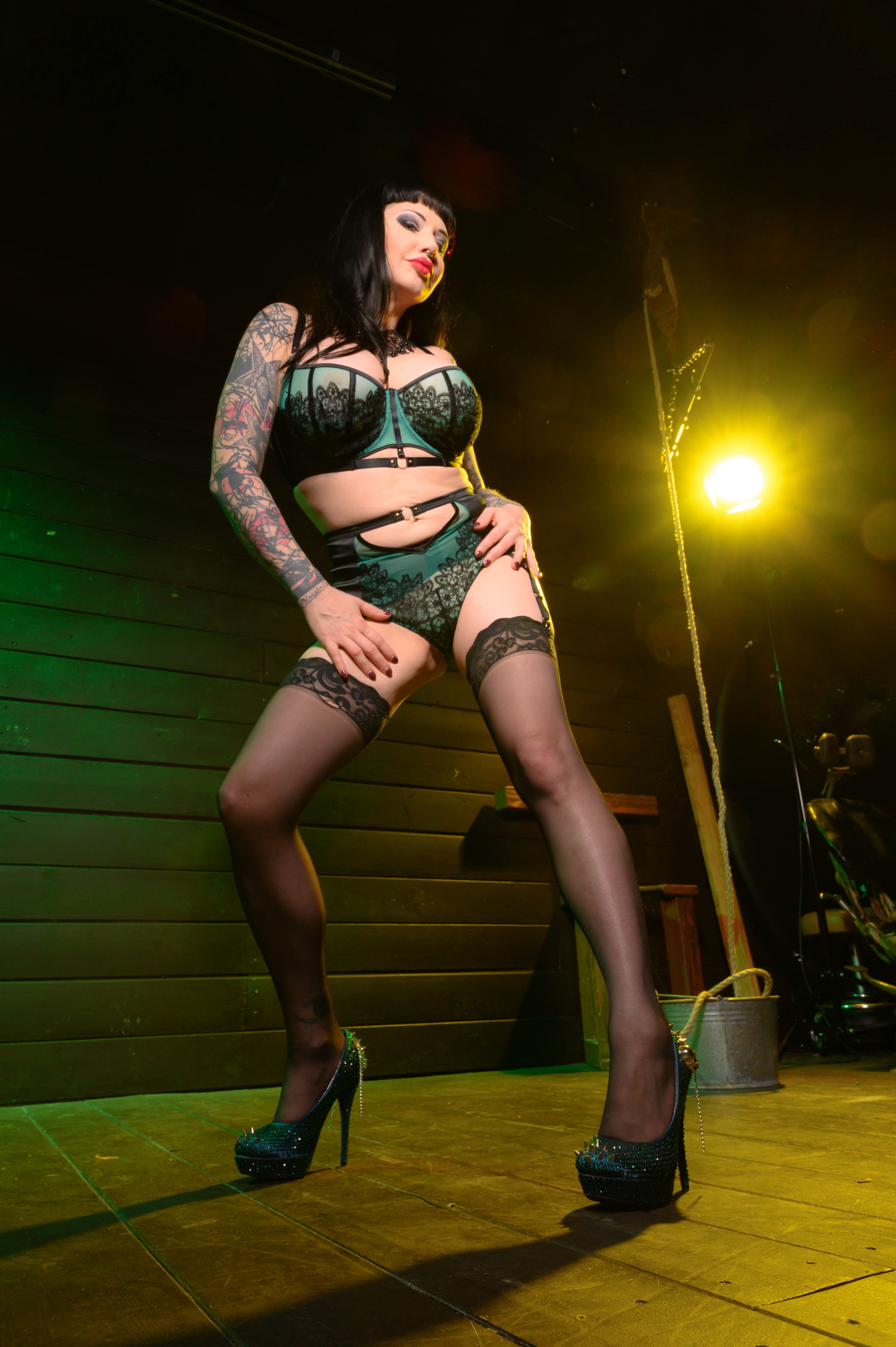 Feature Interview Miss Maya Sinstress Domme Addiction